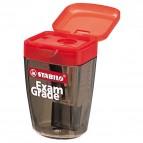 Temperamatite Exam Grade con contenitore - 1 foro - con contenitore - Stabilo