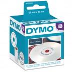 Rotolo 160 etichette LW 146810 -  diametro 57 mm - cd/dvd - Dymo