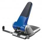Perforatore 5180 - passo 8 cm - massimo 65 fogli - 2 fori - blu - Leitz