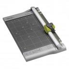 Taglierina a lama rotante Rexel SmartCut™ A425 4in1 - 75x260x440 mm - 320 mm (A4) - capacità taglio 10 fg - antracite - Rexel