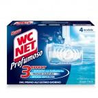 Tavoletta Profumoso Mountain Fresh - WC Net - 4 gabbiette da 34 gr