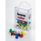 Spilli cartografici a clessidra - colori assortiti - Leone Color - scatola 25 pezzi