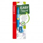 Portamine Easyergo - 3,15mm - per mancini + affilamine - azzurro - Stabilo