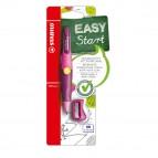Portamine Easyergo - 3,15mm - per mancini + affilamine - rosa - Stabilo