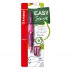 Portamine Easyergo - 3,15mm - per destrosi + affilamine - rosa - Stabilo