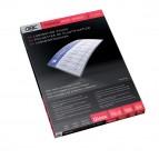 Pouches - A4+ - 228x303 mm - 2x75 micron - preforata - GBC - scatola 25 pezzi