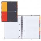 Blocco spiralato Organiser Book - 5mm con margine - 240 x 297mm - 80gr - 80 fogli - Oxford