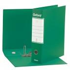 Registratore Oxford G83 - dorso 8 cm - commerciale 23x30 cm - verde - Esselte