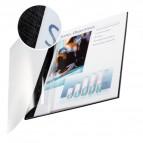 Copertine Impressbind - flessibile - 14 mm - nero - Leitz - scatola 10 pezzi