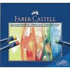 Oil Pastel Creative Studio Faber Castell - assortiti - 127024 (conf.24)