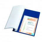 Tasca adesiva Durable - A5 - apertura lato superiore - 8094-19 (conf.5)