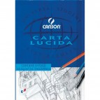 Blocco disegno carta lucida Canson - A3 - 80/85 g/mq - 10 - 200005827