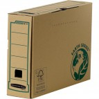 Contenitore archivio legal Bankers Box Earth Fellowes - dorso 80mm - 4471701 (conf.20)