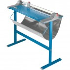 Taglierina a rullo professionale 448 con tavolo Dahle - 1300 mm - 20 fogli - a rullo - A0 - R900448