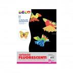 Cartoncino Fluorescente CWR - 25x35 cm- Assortiti - 06152 (conf.10)
