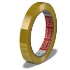 Nastro adesivo per sigillatore - PVC - 9 mm x 66 mt - trasparente - Tesa