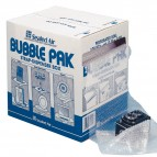 Film a bolle d'aria AirCap® Strap - pretagliato in fogli 30x50 cm - Sealed Air - rotolo da 100 fogli