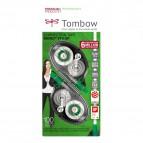 Correttore a nastro Mono Tombow - 4,2 mm - 10 m. - PCT-YT4-2P (conf.2)