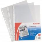 Buste a foratura universale Copy Safe Esselte - Office A4 goffrata - 561430 (conf.100)