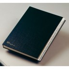 Classificatore numerico 1/31 - 643E - 24x34 cm - blu - Fraschini