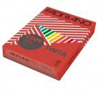 Carta Copy Tinta - A3 - 80 gr - colori forti rosso - Fabriano - conf. 250 fogli