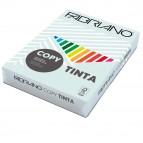 Carta Copy Tinta - A3 - 80 gr - colore tenue celeste chiaro - Fabriano - conf. 250 fogli