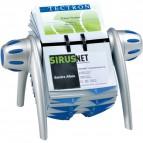 Schedario rotativo per biglietti da visita Visifix® flip Durable - 2417-23