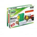 Elastici X Band - misure e colori assortiti - Lebez - scatola da 100 gr