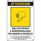 Cartelli segnaletici avvertimento - 2201