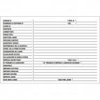 Cartelli per la comunicazione - specifiche lavori - PO7003