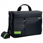 Borsa portacomputer Messenger smart traveller 15,6 Leitz - 13x28x38 cm - 60190095