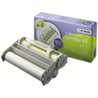 Bobina film per Stazione Creativa - plastificazione + adesivizzazione riposizionabile - A4 - 7,5 mt - Xyron