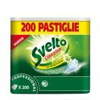 Tabs per lavastoviglie - Svelto - fustino da 188 tabs da 10 gr