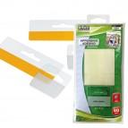 Appendicartello adesivo - 4,5x4,5cm - 80 pezzi - Lebez
