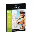Carta fotografica Everyday - A4 - 180 gr - effetto lucido - bianco - Canson - conf. 10 fogli