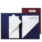 Portablocco con tasche Compla 71 - blu - 23 x 33cm - Sei Rota
