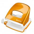 Perforatore Leitz 5008 - arancione metallizzato - 5008-10- 50082044