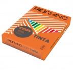 Carta Copy Tinta - A3 - 80 gr - colori forti aragosta - Fabriano - conf. 250 fogli