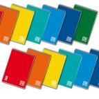 Blocco spiralato One Color - 5mm - A5 - 60gr - 60 fogli - Blasetti