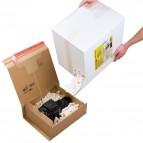 Chips in polistirolo per imballaggi - ColomPac® - scatola da 540 gr (45 lt)