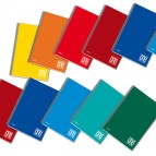 Maxiquaderno One Color - A4 - quadretto 5mm - 60 fogli - 80gr - spiralato - Blasetti