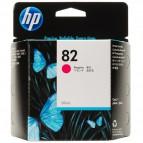 Originale HP inkjet cartuccia 82 - 69 ml - magenta - C4912A