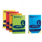 Carta colorata Rismaluce Favini A4 - 90 g/mq - assortiti 8 colori - A66x314 (risma300)
