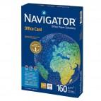 Carta Office Card 160 - A4 - 160 gr - bianco - Navigator - conf. 250 fogli