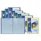 Portalistini personalizzabile Kreacover® - 21x29,7cm - 40 buste - colori assortiti - Exacompta