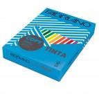 Carta Copy Tinta - A4 - 160 gr - colori forti azzurro - Fabriano - conf. 250 fogli