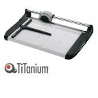 Taglierina a lama rotante 3018 - 360 mm (A4) - Titanium