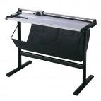 Taglierina a lama rotante 3026 - con stand - 940x510x1695 mm - 1500 mm (A0+) - capacità taglio 7 fg - grigio - Titanium