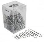 Fermagli zincati in scatola Gran Mix - 125 gr - misure assortite - Molho Leone