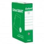 Buste forate Oxford Smart - Standard - buccia - 22x30 cm - trasparente - Esselte - conf. 400 pezzi